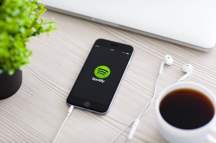 Spotify İngilizce Öğrenme